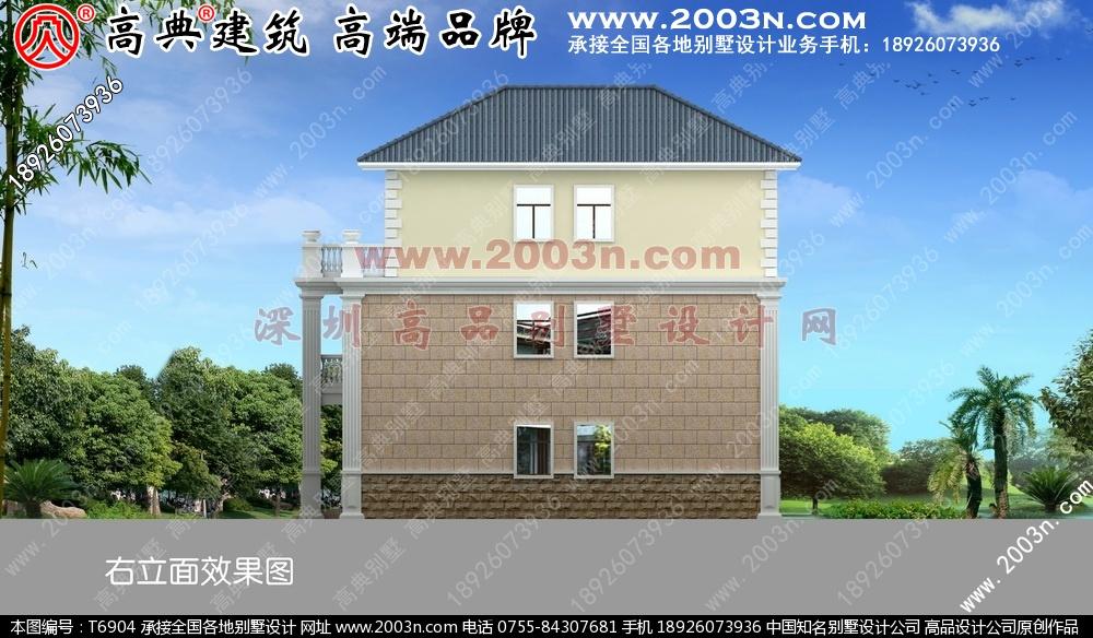 农村房屋建筑效果图 深圳别墅设计网 别墅设计图纸及效果