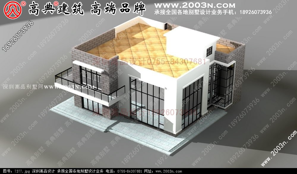 农村别墅设计图 农村别墅设计 76张